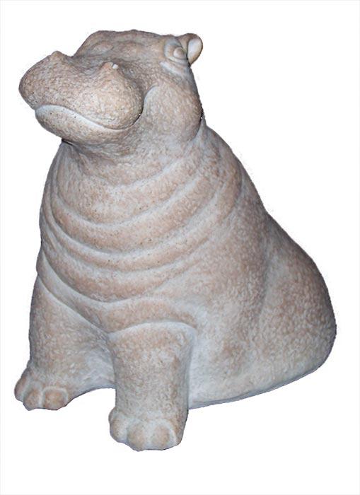 Paul Bellardo for Austin Sculptures Hippo Sculptures for sale at Sculpture Collector