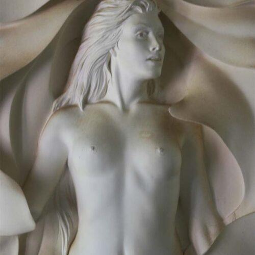 Bill Mack sculpture 'Odyssey'