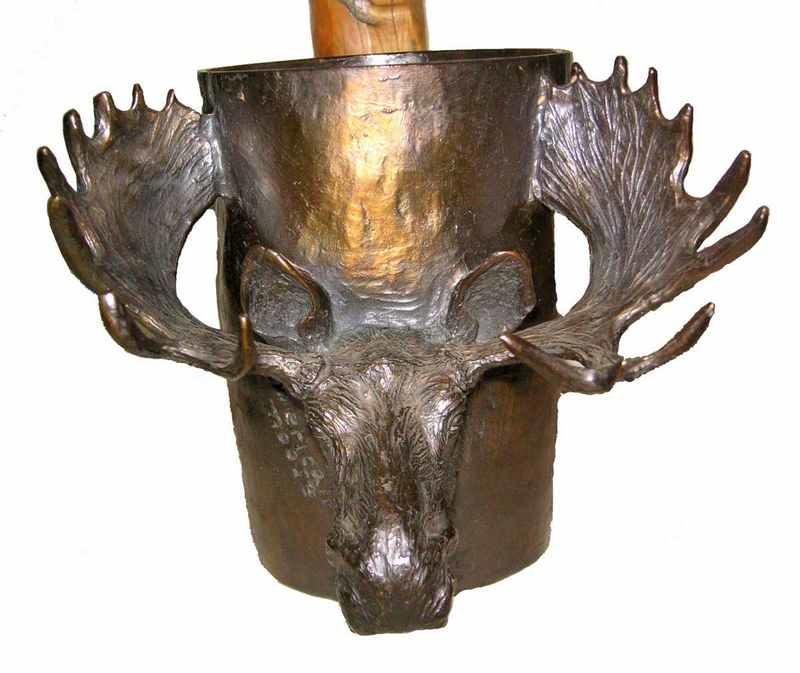 C. Wagner 'Moose Bucket'