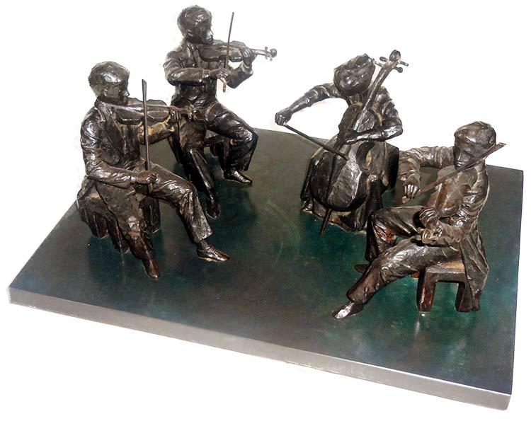 Charles Eugene Gagnon 'Juliet String Quartet'
