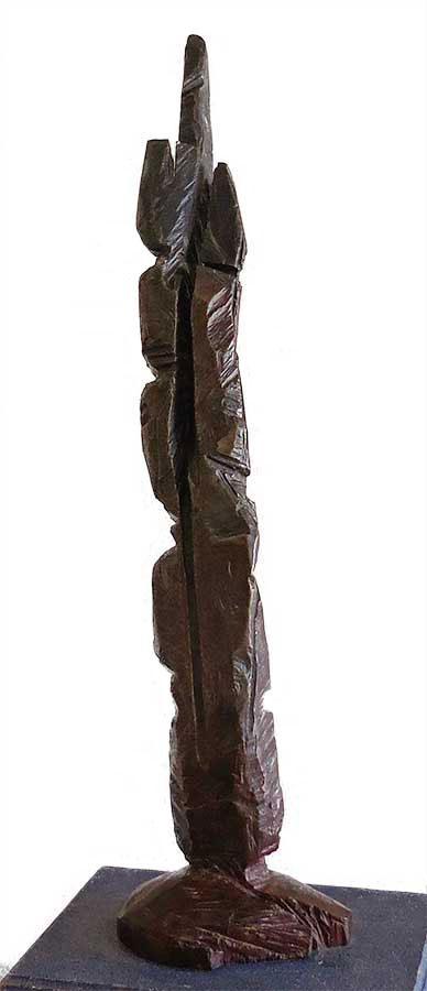 Domingo Garcia 'Saguaro' bronze cactus sculpture Selling Fine Secondary Market Sculpture Sculpture Collector