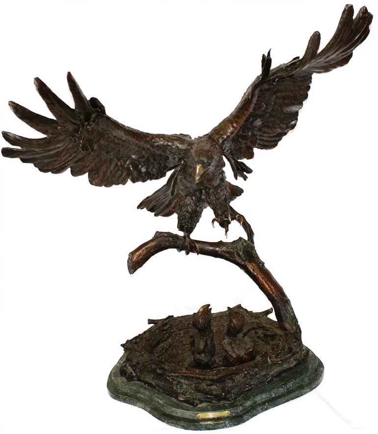 Ed Chope 'The Eagles Lair'