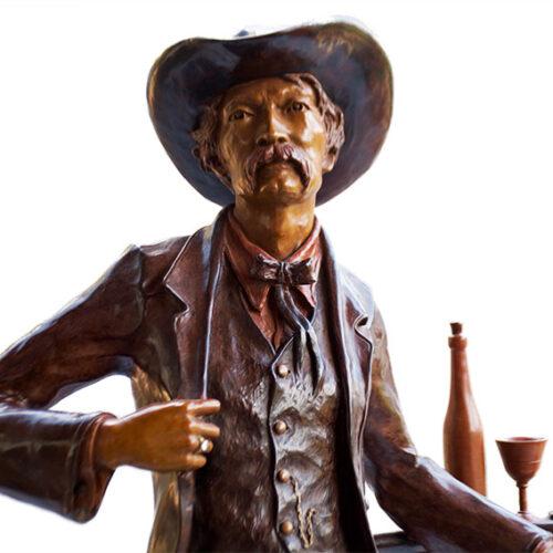Elie Hazak 'Wyatt Earp'