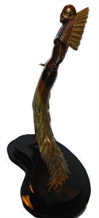 Erte 'Ibis'