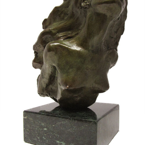 'Firebird' a Bronze Sculpture by Frederick Hart - Fine Secondary Market Sales Sculpture Collector