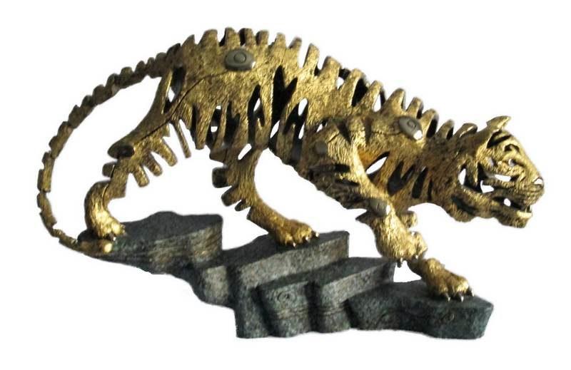 Jiang Tie-Feng 'Golden Tiger'