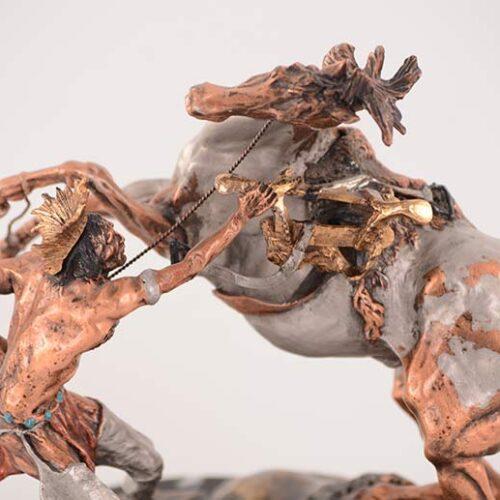 Michael Boyett - Breaking of the War Horse