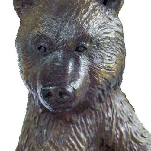 Tom Moro 'Too Much Bear'