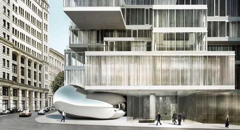 Anish Kapoor sculpture New York City