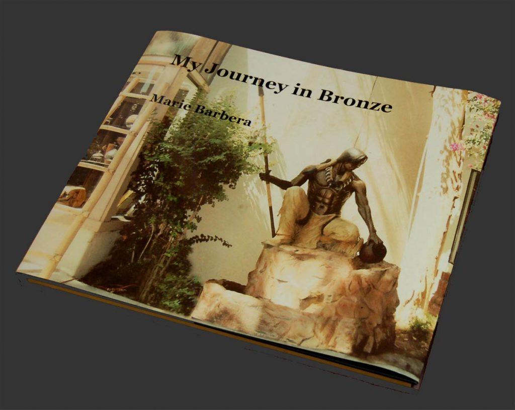 Marie Barbera - Sculpture Book