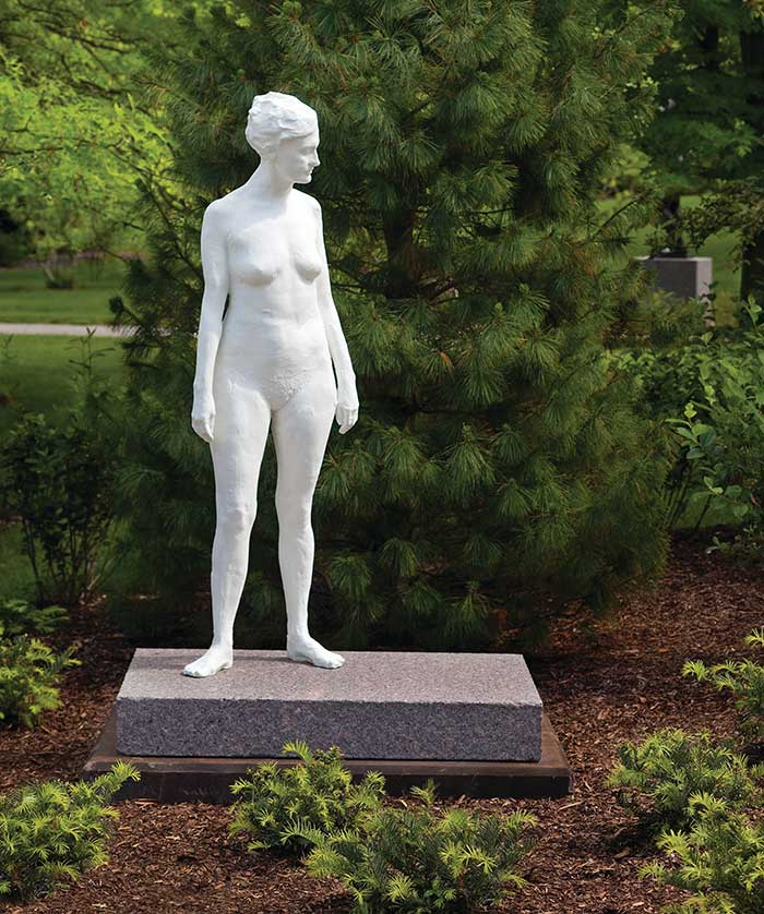 George Segal Sculpture Artist - Frederik Meijer Gardens & Sculpture Foundation