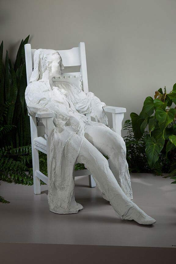 George Segal Sculpture Artist - Frederik Meijer Gardens & Sculpture Foundation