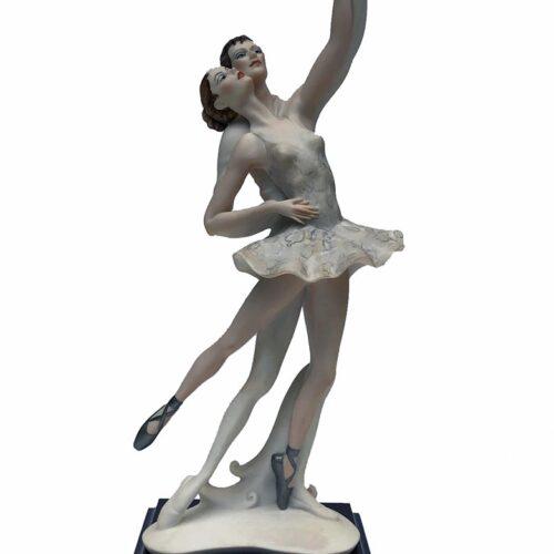 Giuseppe Armani porcelain sculpture Ballet Couple