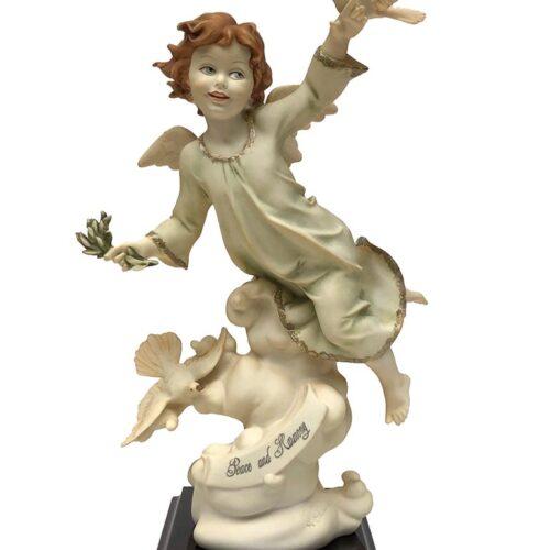 Giuseppe Armani porcelain sculpture Peace and Harmony