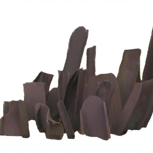 I Beam steel sculpture by Steve Tobin installation art outdoor