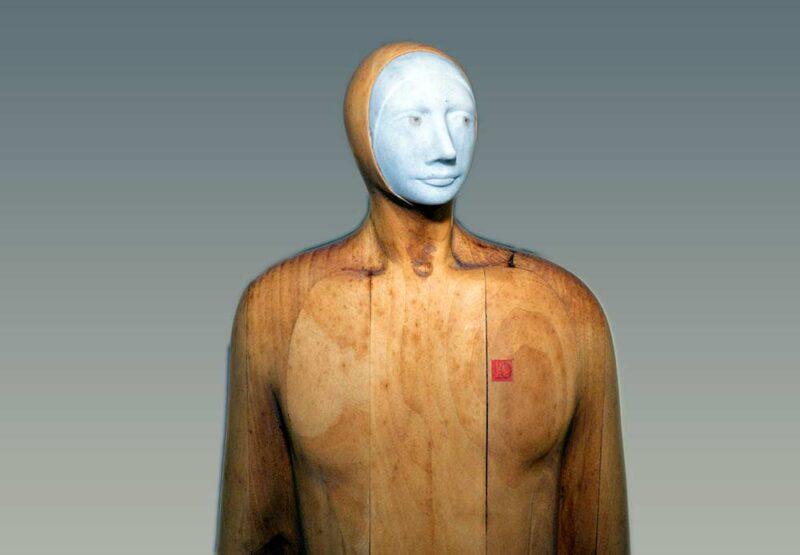 Oriano Gallone - Soul 8 sculpture