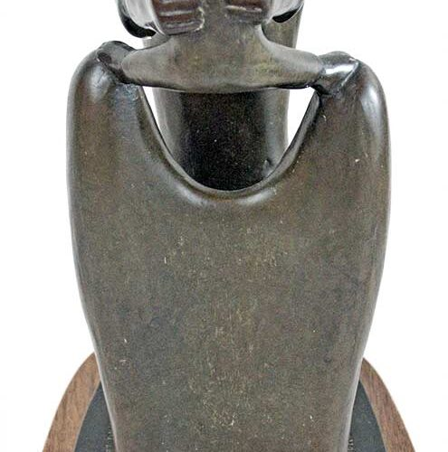 Craig Lehmann - bronze limited edition sculpture No Title