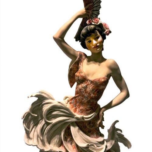 Carmen a porcelain figurine by Giuseppe Armani