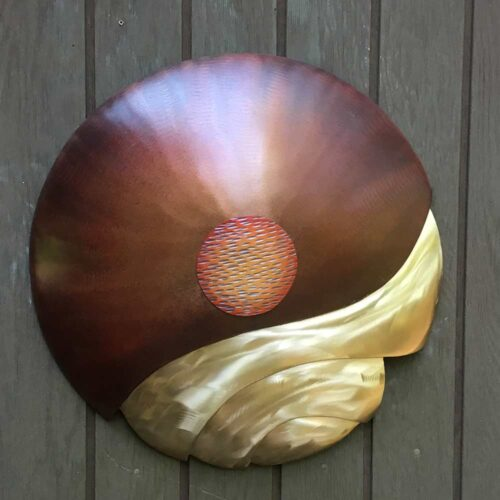 Limited Edition Fabricated Bronze sculpture by Tom Walsh